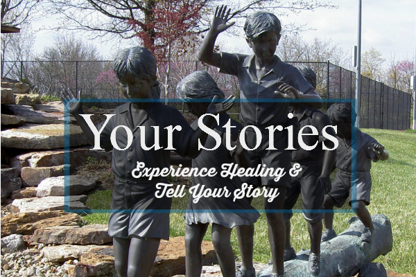 Experience Healing, Share it with us