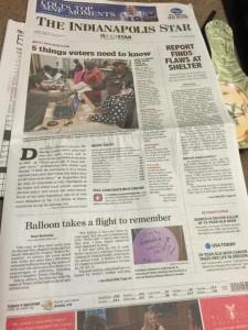 IndyStar newspaper