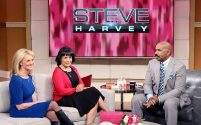 "Steve Harvey ""Thank You"" Story (February 2015)"