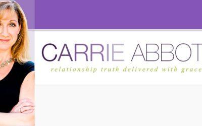 Carrie Abbott Interview